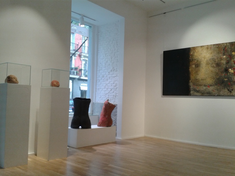 ASPA Contemporary Interior Calle Galileo 19 madrid